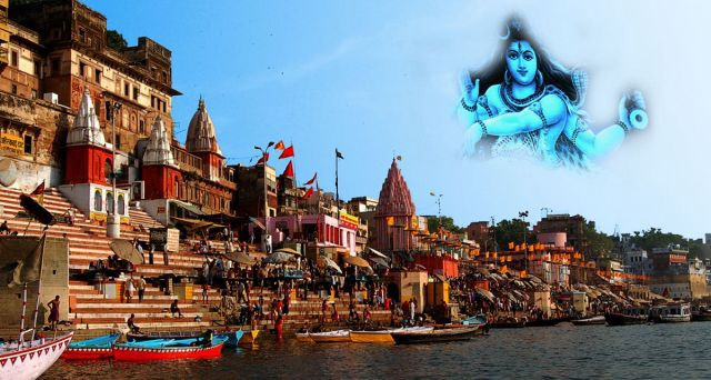 Bangalore to Varanasi Kasi flight tour package