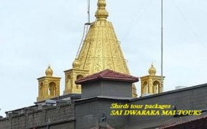 Shirdi flight tour packages from Chennai
