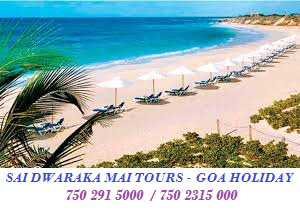Goa holiday tour packages - Goa honeymoon trips